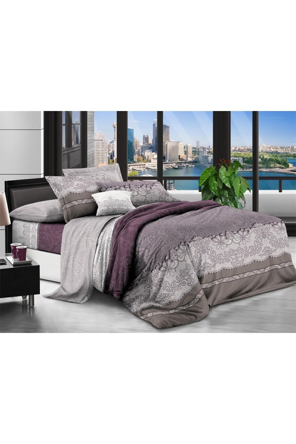 ПокрывалоПокрывала<br>Покрывало на кровать – эта деталь интерьера, которая делает кровать нарядной в течение дня и хранит её для ночи. Оно защищает постельное бельё от износа и загрязнения, сохраняет его свежесть и позволяет Вам каждую ночь ложиться в чистую кровать. Современная мода отводит покрывалам центральное место в спальне и гостиной и советует использовать его не только для того, чтобы защитить мебельную обивку от пыли и пятен. Оригинальная и стильная постельная накидка может не только спрятать белье от посторонних глаз, но и стать элементом декора помещения.В изделии использованы цвета: серый и др.<br><br>Материал: Полиэстер<br>Размер: ЕвроМакси<br>Рисунок: С принтом,Цветные<br>Элементы: С термостежкой<br>Размер : 220*240<br>Материал: Поликоттон<br>Количество в наличии: 1