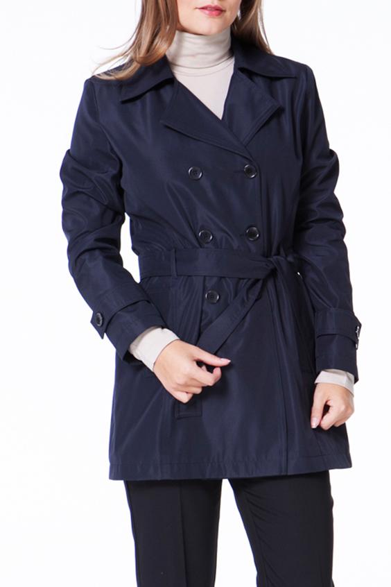 ПлащПлащи<br>Классический женский плащ длиной до линии бедер. Модель выполнена из однотонной плащевой ткани. Отличный выбор для повседневного и делового гардероба. Плащ без пояса.  Цвет: синий  Ростовка изделия 170 см.<br><br>Воротник: Отложной<br>Горловина: V- горловина<br>Застежка: С пуговицами<br>По длине: Средней длины<br>По материалу: Плащевая ткань<br>По рисунку: Однотонные<br>По силуэту: Полуприталенные<br>По стилю: Классический стиль,Офисный стиль,Повседневный стиль<br>По элементам: С карманами<br>Рукав: Длинный рукав<br>По сезону: Осень,Весна<br>Размер : 44,46,48,50,52<br>Материал: Плащевая ткань<br>Количество в наличии: 6