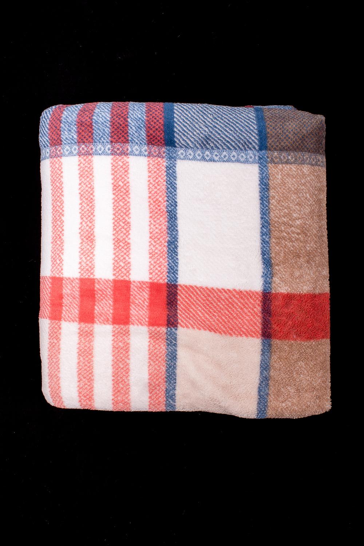 ПледПледы<br>Лёгкий нарядный плед, универсальное текстильное изделие, согревает в сырую погоду дома или в поездке, в туристическом походе, гостинице, косметическом салоне. А так же украшает интерьер.  В изделии использованы цвета: белый, коричневый, красный и др.<br><br>По материалу: Тканевые<br>По рисунку: В полоску,С принтом (печатью),Цветные<br>По сезону: Всесезон<br>Размер : 200*220<br>Материал: Микрофибра<br>Количество в наличии: 1
