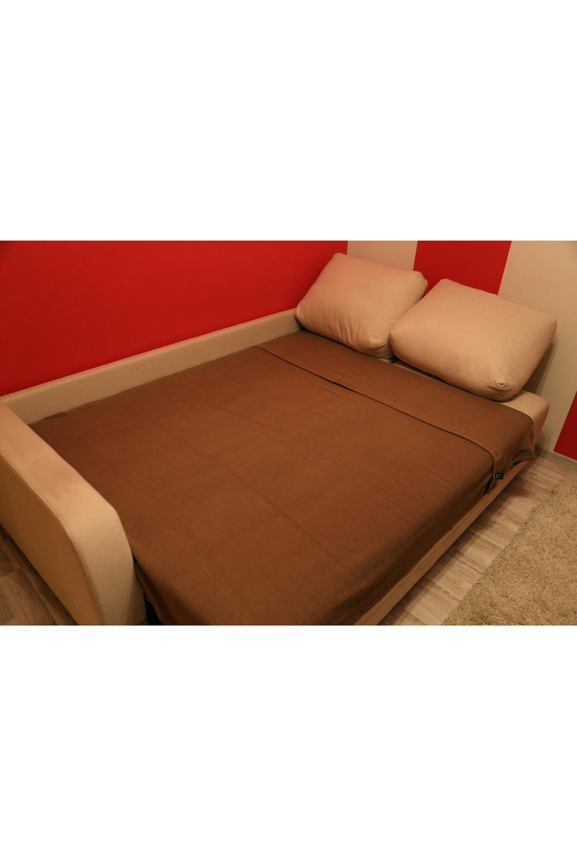 ПледПледы<br>Однотонный хлопковый плед на кровать.  Размер: 170*225 см.  Цвет: шоколад<br><br>Отделка края: Отделка строчкой<br>По материалу: Хлопок<br>По рисунку: Однотонные<br>Размер : 170*225<br>Материал: Хлопок<br>Количество в наличии: 2