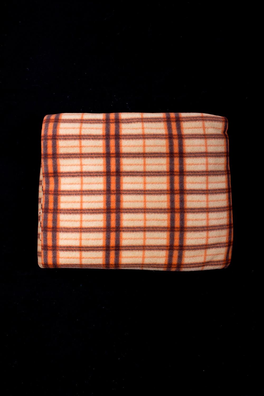ПледПледы<br>Лёгкий нарядный плед, универсальное текстильное изделие, согревает в сырую погоду дома или в поездке, в туристическом походе, гостинице, косметическом салоне. А так же украшает интерьер.  В изделии использованы цвета: бежевый, оранжевый и др.<br><br>По материалу: Флис<br>По рисунку: В полоску,С принтом (печатью),Цветные<br>По сезону: Всесезон<br>Размер : 150*200,200*220<br>Материал: Флис<br>Количество в наличии: 2
