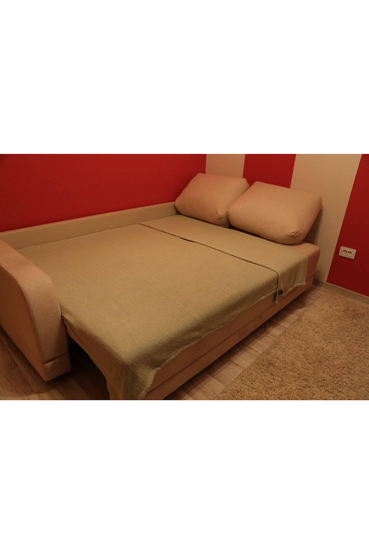 ПледПледы<br>Однотонный хлопковый плед на кровать.  Размер: 170*225 см.  Цвет: бежевый<br><br>Отделка края: Отделка строчкой<br>По материалу: Хлопок<br>По рисунку: Однотонные<br>Размер : 170*225<br>Материал: Хлопок<br>Количество в наличии: 2