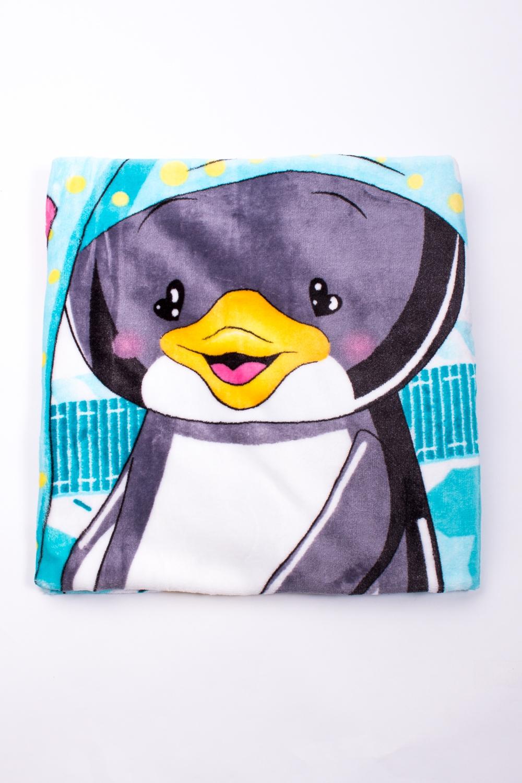 ПледОдеяла и подушки<br>Мягкое, легкое, приятное на ощупь одеяло. Практичное, устойчивый к разного рода загрязнениям, легко стирается, моментально сохнет.  В изделии использованы цвета: серый, голубой и др.<br><br>Размер : 100*100<br>Материал: Флис<br>Количество в наличии: 1