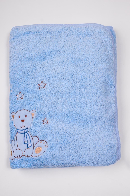 ОдеялоОдеяла и подушки<br>Мягкое, легкое, приятное на ощупь одеяло. Практичное, устойчивый к разного рода загрязнениям, легко стирается, моментально сохнет.  Цвет: голубой<br><br>Размер : 90*120<br>Материал: Велсофт<br>Количество в наличии: 2