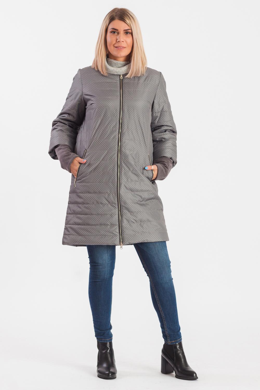Пальто пальто с трикотажными рукавами oasis пальто с трикотажными рукавами