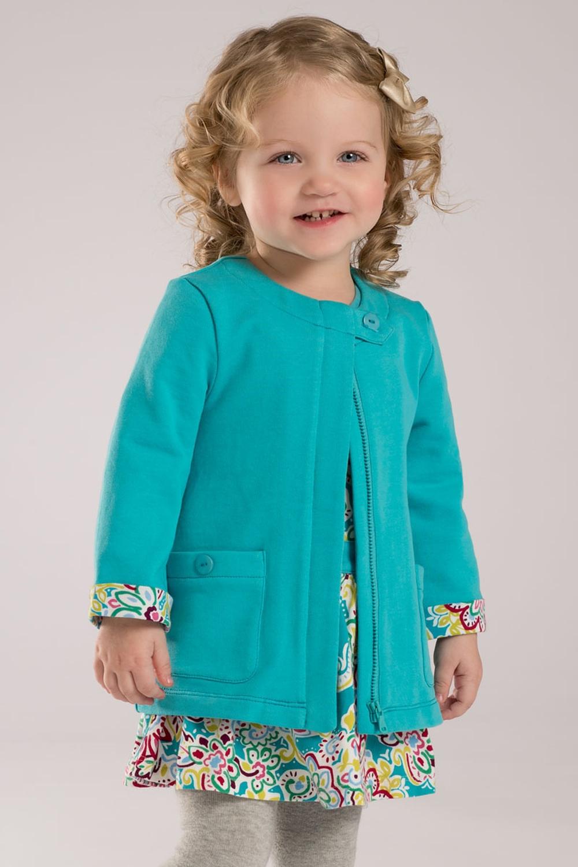ПолупальтоВерхняя одежда<br>Модное демисезонный полупальто из плотного натурального хлопка. Уникальный крой позволяет сочетать пальто и с джинсами, и с пышной юбкой, и с платьями трапециевидного кроя.  В изделии использованы цвета: бирюзовый и др.  Размер 74 соответствует росту 70-73 см Размер 80 соответствует росту 74-80 см Размер 86 соответствует росту 81-86 см Размер 92 соответствует росту 87-92 см Размер 98 соответствует росту 93-98 см Размер 104 соответствует росту 98-104 см Размер 110 соответствует росту 105-110 см Размер 116 соответствует росту 111-116 см Размер 122 соответствует росту 117-122 см Размер 128 соответствует росту 123-128 см Размер 134 соответствует росту 129-134 см Размер 140 соответствует росту 135-140 см Размер 146 соответствует росту 141-146 см Размер 152 соответствует росту 147-152 см Размер 158 соответствует росту 153-158 см Размер 164 соответствует росту 159-164 см<br><br>Горловина: С- горловина<br>По возрасту: Ясельные ( от 1 до 3 лет),Дошкольные ( от 3 до 7 лет)<br>По длине: Короткие<br>По материалу: Хлопковые<br>По образу: Повседневные<br>По рисунку: Однотонные<br>По силуэту: Полуприталенные<br>По элементам: С карманами,С молнией<br>Рукав: Длинный рукав,С манжетой<br>По сезону: Осень,Весна<br>Размер : 104,110,116<br>Материал: Трикотаж<br>Количество в наличии: 3