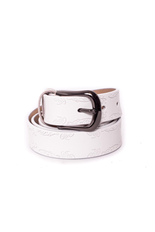 Фото - Ремень ремень женский levis® цвет белый 3813200050 размер m 110