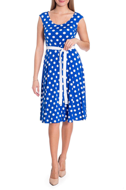 ПлатьеПлатья<br>Маленькое платье в стиле Шанель подчеркнет Ваш хороший вкус! Эта модель идеально подойдет для дневной прогулки, а так же для вечернего выхода.Ростовка изделия 164 см.Платье без пояса.В изделии использованы цвета: синий, белыйРост девушки-фотомодели 170 смПараметры размеров:42 размер - обхват груди 84 см., обхват талии 66 см., обхват бедер 90 см.44 размер - обхват груди 88 см., обхват талии 70 см., обхват бедер 94 см.46 размер - обхват груди 92 см., обхват талии 74 см., обхват бедер 98 см.48 размер - обхват груди 96 см., обхват талии 78 см., обхват бедер 102 см.50 размер - обхват груди 100 см., обхват талии 82 см., обхват бедер 106 см.52 размер - обхват груди 104 см., обхват талии 86 см., обхват бедер 110 см.54 размер - обхват груди 108 см., обхват талии 92 см., обхват бедер 116 см.56 размер - обхват груди 112 см., обхват талии 98 см., обхват бедер 122 см.58 размер - обхват груди 116 см., обхват талии 104 см., обхват бедер 128 см.60 размер - обхват груди 120 см., обхват талии 110 см., обхват бедер 134 см.62 размер - обхват груди 124 см., обхват талии 118 см., обхват бедер 140 см.64 размер - обхват груди 128 см., обхват талии 126 см., обхват бедер 146 см.66 размер - обхват груди 132 см., обхват талии 132 см., обхват бедер 152 см.68 размер - обхват груди 138 см., обхват талии 140 см., обхват бедер 158 см.<br><br>Горловина: С- горловина<br>Рукав: Без рукавов<br>Длина: Ниже колена<br>Материал: Трикотаж<br>Рисунок: В горошек,С принтом,Цветные<br>Сезон: Весна,Лето<br>Силуэт: Приталенные<br>Стиль: Повседневный стиль<br>Форма: Платье - трапеция<br>Размер : 44,48,50,52,54<br>Материал: Холодное масло<br>Количество в наличии: 5