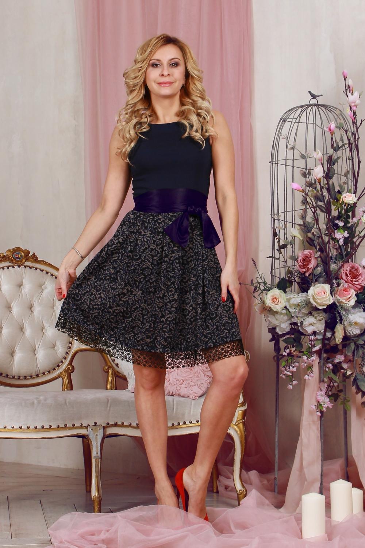 Платье 23356 набор для фондю 1л нерж сталь мв 906084