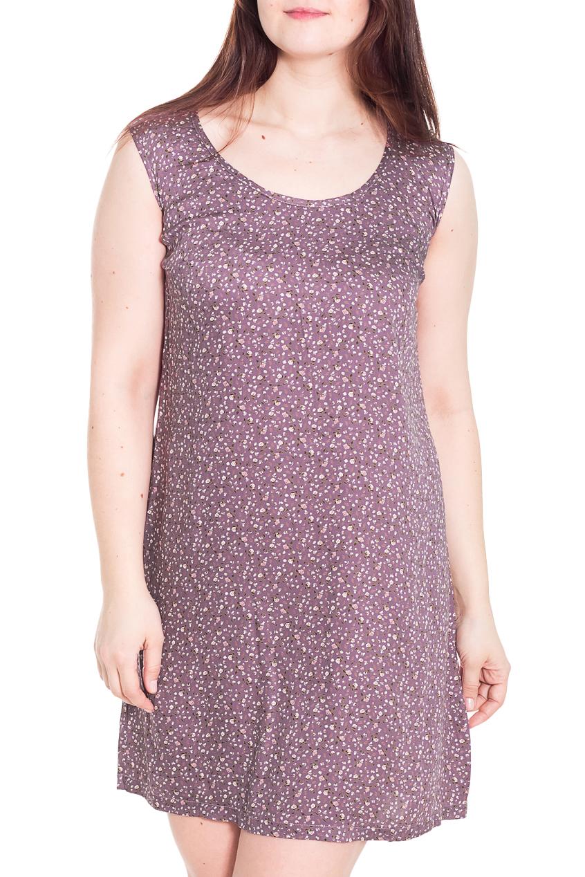 ПлатьеПлатья<br>Замечательное платье без рукавов с круглой горловиной. Модель выполнена из приятного материала. Отличный выбор для повседневного гардероба. Платье можно носить как сарафан вместе с блузками, водолазками или рубашками.  Цвет: сиреневый, розовый  Рост девушки-фотомодели 180 см.<br><br>Горловина: С- горловина<br>По длине: До колена<br>По материалу: Тканевые<br>По образу: Город,Свидание<br>По рисунку: Абстракция,С принтом,Цветные<br>По сезону: Весна,Осень<br>По силуэту: Прямые<br>По стилю: Повседневный стиль<br>По форме: Платье - футляр<br>Рукав: Без рукавов<br>Размер : 50<br>Материал: Плательная ткань<br>Количество в наличии: 1