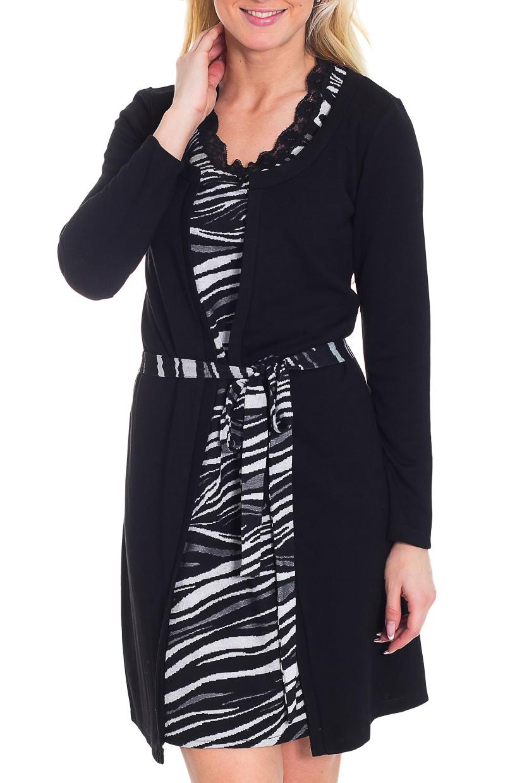 ПлатьеПлатья<br>Красивое платье с длинными рукавами. Модель выполнена из плотного трикотажа с животным принтом. Отличный выбор для любого случая. Пояс в комплект не входит  Цвет: черный, белый, серый  Рост девушки-фотомодели 170 см.<br><br>Горловина: С- горловина<br>По длине: До колена<br>По материалу: Трикотаж<br>По рисунку: Зебра,Цветные,С принтом<br>По силуэту: Полуприталенные<br>По стилю: Повседневный стиль<br>По форме: Платье - футляр<br>По элементам: С воланами и рюшами<br>Рукав: Длинный рукав<br>По сезону: Зима,Весна,Осень<br>Размер : 48,50<br>Материал: Трикотаж<br>Количество в наличии: 3