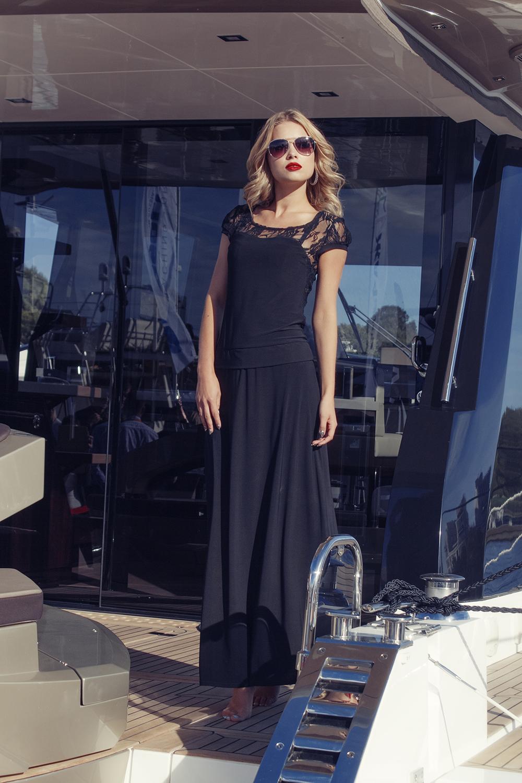 Платье элегантное черное платье где