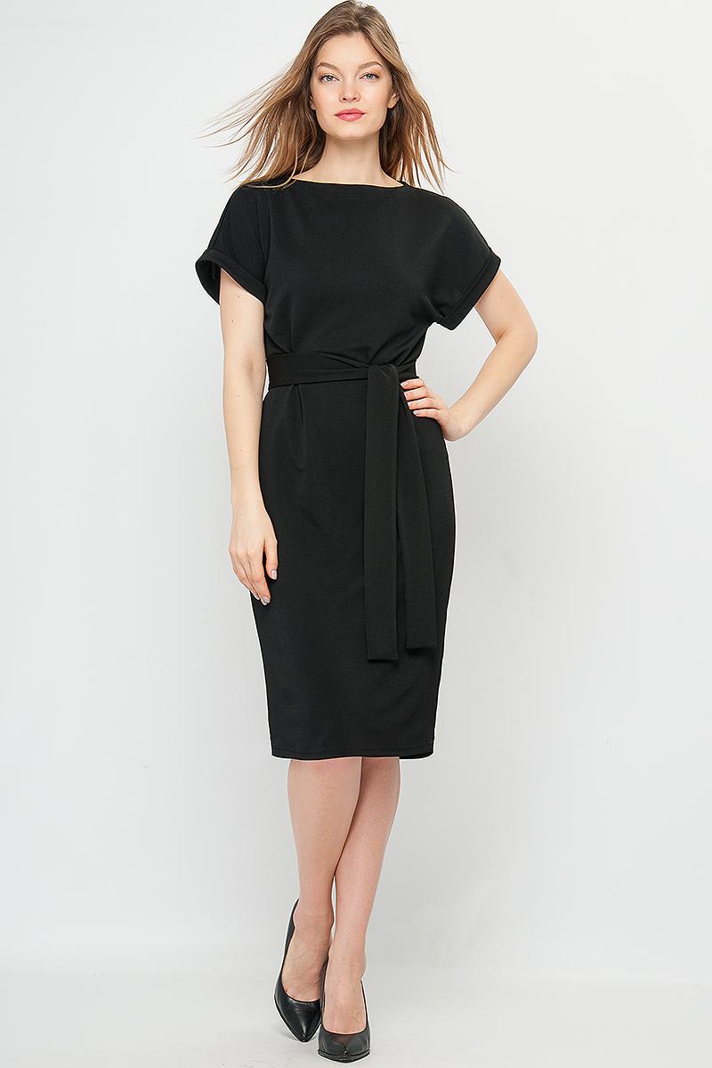 Платье новая мода горячей продажи женщин просто случайные o neck половина регулярных рукав природных план платье длиной до колен