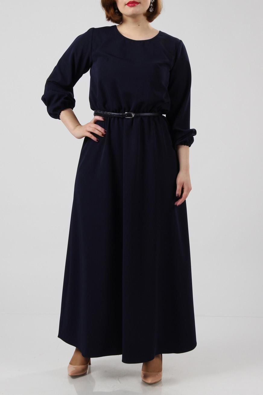 ПлатьеПлатья<br>Универсальное платье из приятной костюмной ткани. Ткань со стретчем и поэтому хорошо садится на любую фигуру.  Талия собрана на свободную резинку. Низ – юбка-четрёхклинка.  Платье без пояса.  Длина изделия - 140 см.  Цвет: черный  Рост девушки-фотомодели 174 см<br><br>Горловина: С- горловина<br>По длине: Макси<br>По материалу: Вискоза,Тканевые<br>По рисунку: Однотонные<br>По сезону: Весна,Зима,Лето,Осень,Всесезон<br>По силуэту: Полуприталенные<br>По стилю: Нарядный стиль,Повседневный стиль<br>По форме: Платье - трапеция<br>Рукав: Длинный рукав<br>Размер : 48<br>Материал: Плательная ткань<br>Количество в наличии: 1