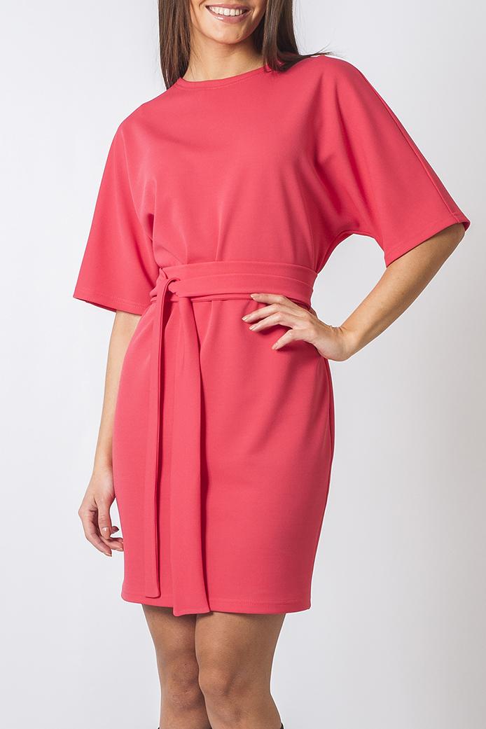 ПлатьеПлатья<br>Оригинальное платье полуприлегающего силуэта. Яркий оттенок модели делает эффектным повседневный образ и является стильным решением для Вашего гардероба.  Платье без пояса.  Параметры изделия:  44 размер: полуобхват по линии бедер - 50 см, длина по спинке - 90 см,  52 размер: полуобхват по линии бедер - 59 см, длина по спинке - 94 см.  Цвет: коралловый  Рост девушки-фотомодели 170 см<br><br>Горловина: С- горловина<br>По длине: До колена<br>По материалу: Трикотаж<br>По рисунку: Однотонные<br>По силуэту: Полуприталенные<br>По стилю: Повседневный стиль<br>По форме: Платье - футляр<br>Рукав: До локтя<br>По сезону: Осень,Весна,Зима<br>Размер : 42,44,46,48,50,52<br>Материал: Трикотаж<br>Количество в наличии: 8