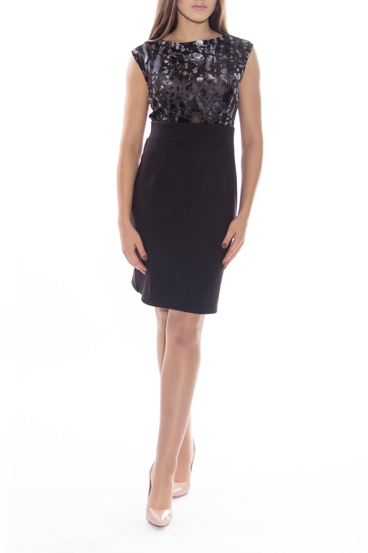 ПлатьеПлатья<br>Бесподобное платье с имитацией блузки и юбки с высокой талией. Модель выполнена из плотного трикотажа. Отличный выбор для повседневного гардероба.  Цвет: коричневый  Длина по спинке: 44 размер - 94 см 46 размер - 95 см 48 размер - 95 см 50 размер - 95 см 52 размер - 96 см 54 размер - 96 см<br><br>Горловина: С- горловина<br>По длине: До колена<br>По материалу: Трикотаж<br>По рисунку: Однотонные<br>По силуэту: Полуприталенные<br>По стилю: Повседневный стиль<br>По форме: Платье - футляр<br>Рукав: Без рукавов<br>По сезону: Осень,Весна<br>Размер : 48,50,52<br>Материал: Джерси<br>Количество в наличии: 3