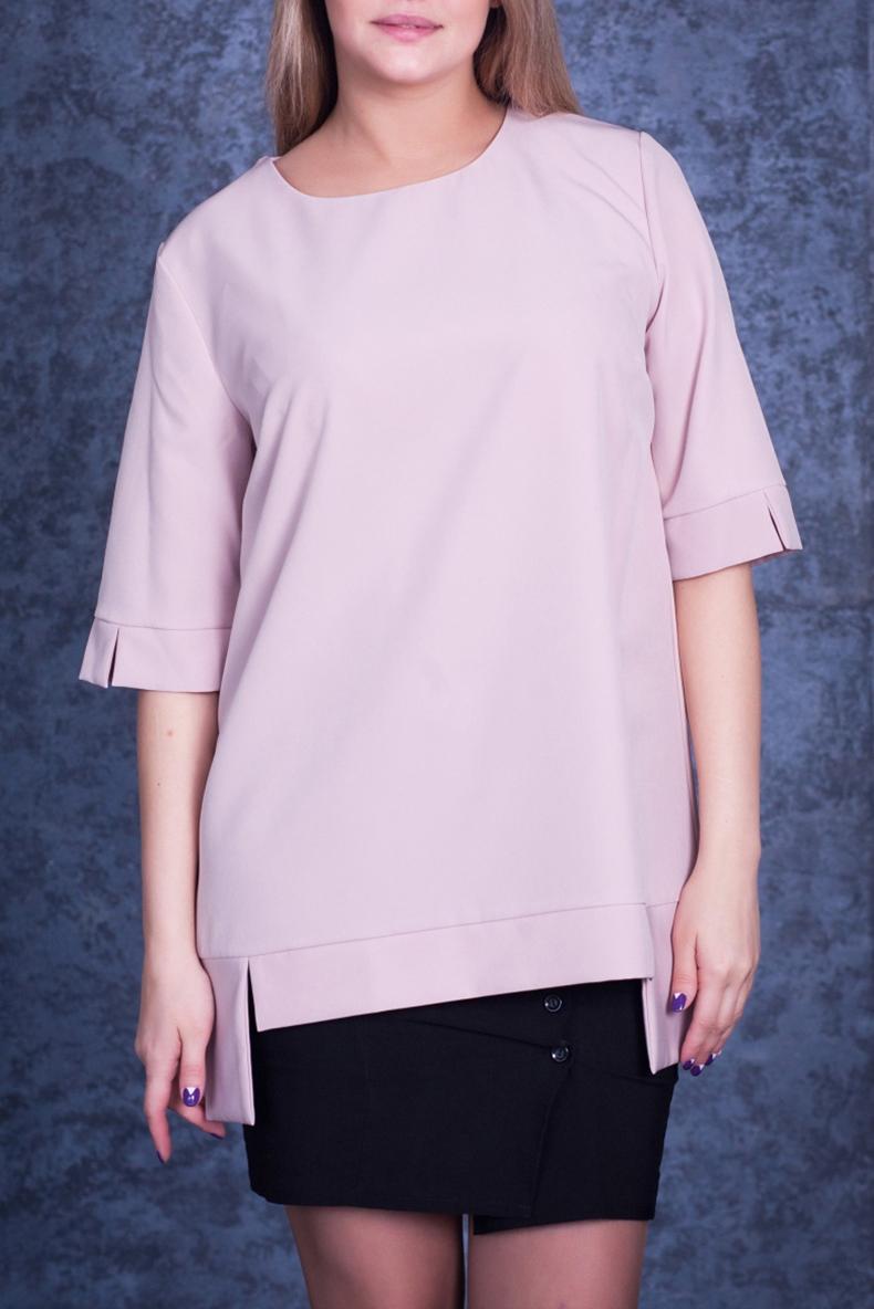 ПлатьеПлатья<br>Оригинальное платье будет изумительным вариантом повседневного или выходного наряда. Изумительно садясь по фигуре, это платье маскирует ее проблемные зоны.  Цвет: розовый, черный.  Рост девушки-фотомодели 170 см.  Длина по спинке 42,44,46,48,50 -  83 см, 52,54,56 - 85 см<br><br>Горловина: С- горловина<br>По длине: До колена<br>По материалу: Тканевые<br>По рисунку: Цветные<br>По силуэту: Прямые<br>По стилю: Кэжуал,Офисный стиль,Повседневный стиль<br>По форме: Платье - футляр<br>По элементам: С декором,С манжетами,С фигурным низом<br>Рукав: До локтя<br>По сезону: Осень,Весна,Зима<br>Размер : 42,44,46,48,50,52,56<br>Материал: Плательная ткань<br>Количество в наличии: 7