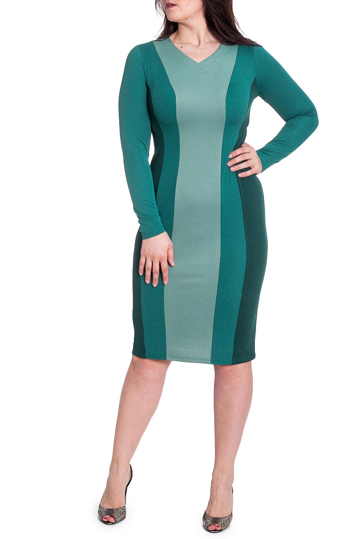 ПлатьеПлатья<br>Цветное платье футлярного типа длиной ниже колена. Модель выполнена из плотного трикотажа. Отличный выбор для любого случая. Ростовка изделия 164 см.  В изделии использованы цвета: мятный, сине-зеленый, черный  Рост девушки-фотомодели 180 см  Параметры размеров: 42 размер - обхват груди 84 см., обхват талии 66 см., обхват бедер 90 см. 44 размер - обхват груди 88 см., обхват талии 70 см., обхват бедер 94 см. 46 размер - обхват груди 92 см., обхват талии 74 см., обхват бедер 98 см. 48 размер - обхват груди 96 см., обхват талии 78 см., обхват бедер 102 см. 50 размер - обхват груди 100 см., обхват талии 82 см., обхват бедер 106 см. 52 размер - обхват груди 104 см., обхват талии 86 см., обхват бедер 110 см. 54 размер - обхват груди 108 см., обхват талии 92 см., обхват бедер 116 см. 56 размер - обхват груди 112 см., обхват талии 98 см., обхват бедер 122 см. 58 размер - обхват груди 116 см., обхват талии 104 см., обхват бедер 128 см. 60 размер - обхват груди 120 см., обхват талии 110 см., обхват бедер 134 см. 62 размер - обхват груди 124 см., обхват талии 118 см., обхват бедер 140 см. 64 размер - обхват груди 128 см., обхват талии 126 см., обхват бедер 146 см. 66 размер - обхват груди 132 см., обхват талии 132 см., обхват бедер 152 см. 68 размер - обхват груди 138 см., обхват талии 140 см., обхват бедер 158 см.<br><br>Горловина: V- горловина<br>По длине: Ниже колена<br>По материалу: Трикотаж<br>По рисунку: Цветные<br>По сезону: Зима,Осень,Весна<br>По силуэту: Приталенные<br>По стилю: Повседневный стиль<br>По форме: Платье - футляр<br>Рукав: Длинный рукав<br>Размер : 50,52<br>Материал: Трикотаж<br>Количество в наличии: 2