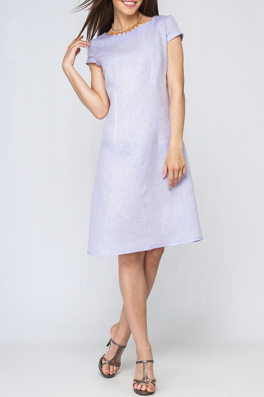 ПлатьеПлатья<br>Стильное женское платье натурального льна. Отличный выбор для летнего гардероба.  Параметры изделия:  44 размер: объем груди - 96 см. объем бедер - 100 см. длина изделия - 96 см.  52 размер: объем груди - 112 см. объем бедер - 116 см. длина изделия - 98 см.  Цвет: сиреневый  Рост девушки-фотомодели 170 см<br><br>Горловина: С- горловина<br>По длине: До колена<br>По материалу: Лен<br>По рисунку: Однотонные<br>По силуэту: Полуприталенные<br>По стилю: Повседневный стиль,Летний стиль<br>По форме: Платье - трапеция<br>Рукав: Короткий рукав<br>По сезону: Лето<br>Размер : 42,48,50<br>Материал: Лен<br>Количество в наличии: 3