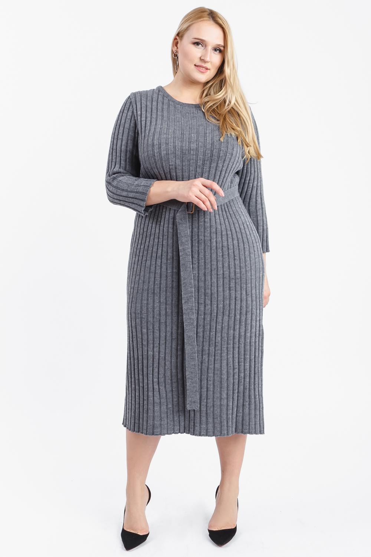 Платье с разрезом S0220(00145) фото
