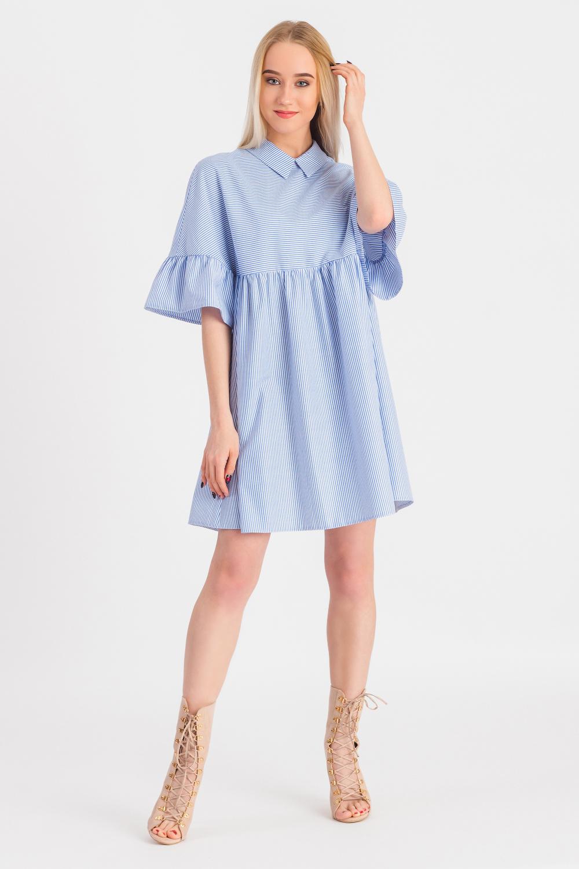 Платье бэби долл 4196
