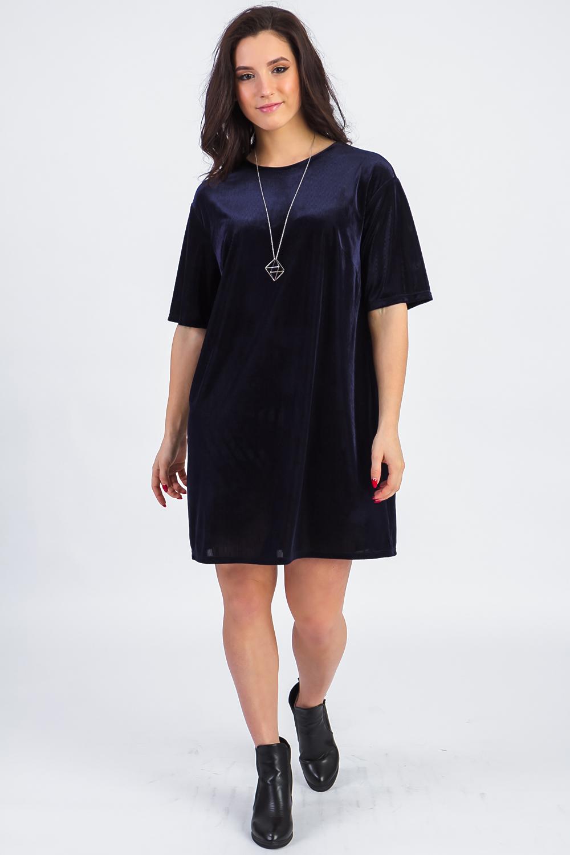 Платье - футболка S1908(4544) фото