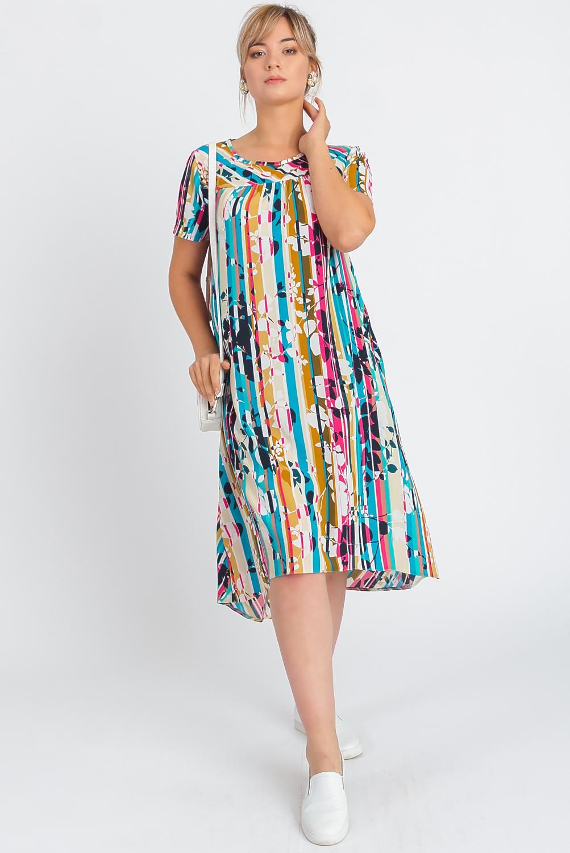 Фото - Платье - трапеция от LacyWear