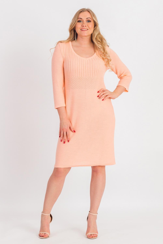 Вязаное платье 99 96