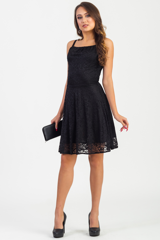 Нарядное платье - сарафан