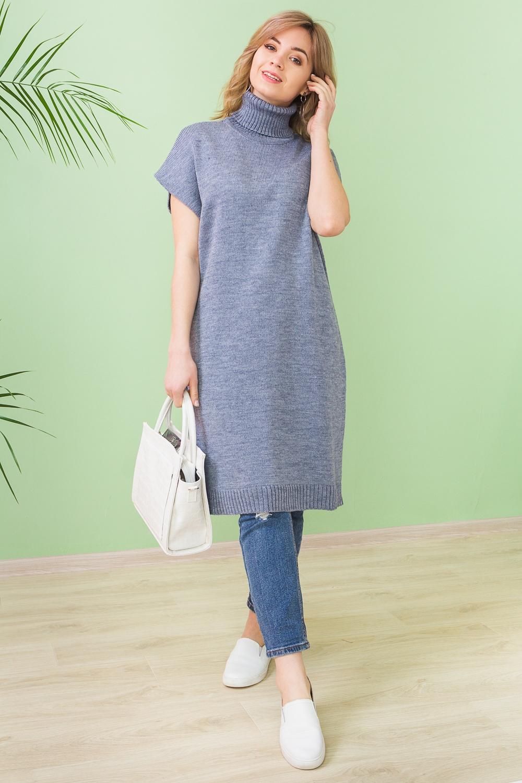 Платье - жилетка S3717(00148) фото