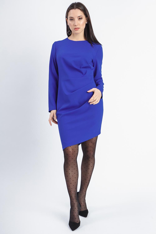 Платье с асимметричным низом S43419(2359) фото