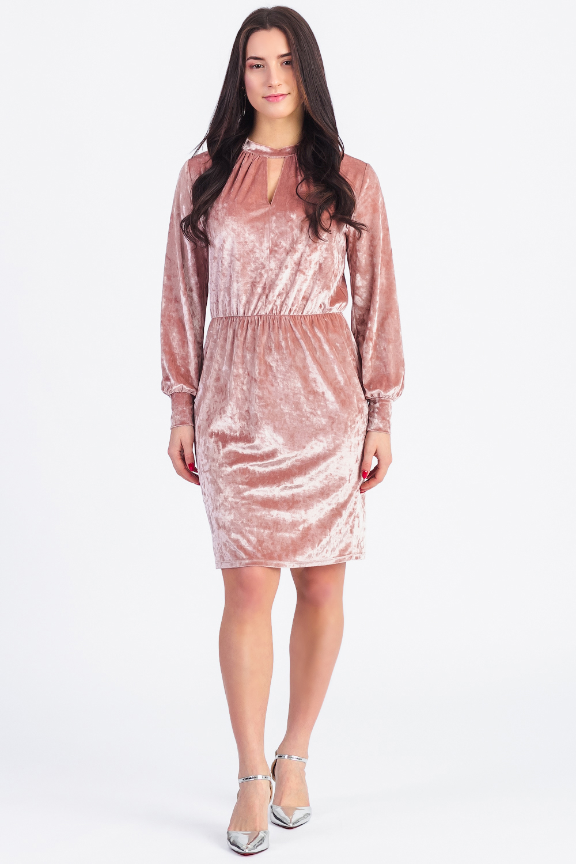Бархатное платье автоаксессуар willy 97 93 92 95