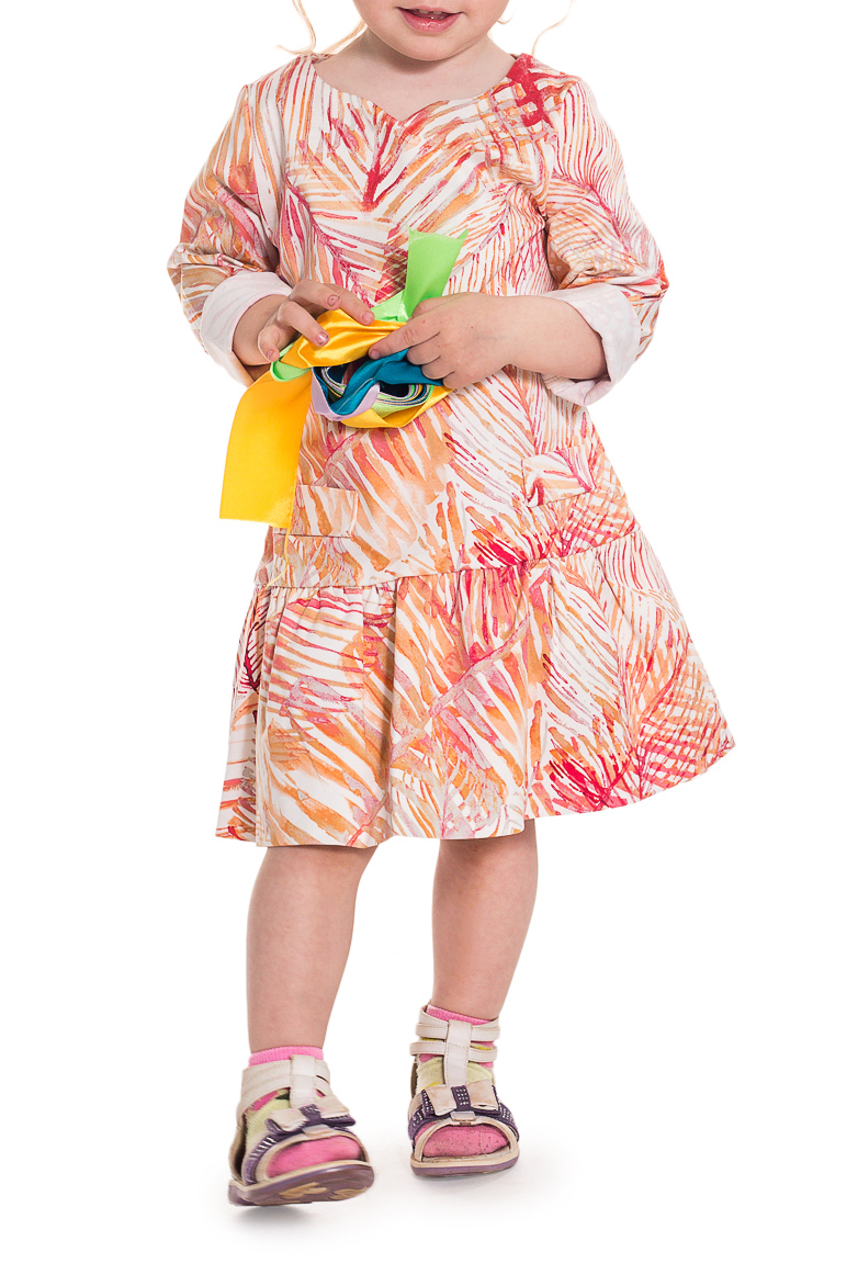 ПлатьеЧудесное детское платье для маленькой модницы. Длинные рукава.  Цвет: белый, оранжевый, коралловый и др.  Размер 74 соответствует росту 70-73 см Размер 80 соответствует росту 74-80 см Размер 86 соответствует росту 81-86 см Размер 92 соответствует росту 87-92 см Размер 98 соответствует росту 93-98 см Размер 104 соответствует росту 98-104 см Размер 110 соответствует росту 105-110 см Размер 116 соответствует росту 111-116 см Размер 122 соответствует росту 117-122 см Размер 128 соответствует росту 123-128 см Размер 134 соответствует росту 129-134 см Размер 140 соответствует росту 135-140 см Размер 146 соответствует росту 141-146 см<br><br>По материалу: Тканевые<br>По рисунку: Цветные<br>По сезону: Весна,Зима,Лето,Осень,Всесезон<br>Рукав: Длинный рукав<br>По возрасту: Дошкольные ( от 3 до 7 лет),Ясельные ( от 1 до 3 лет)<br>Размер : 104,110,116,98<br>Материал: Плательная ткань<br>Количество в наличии: 4