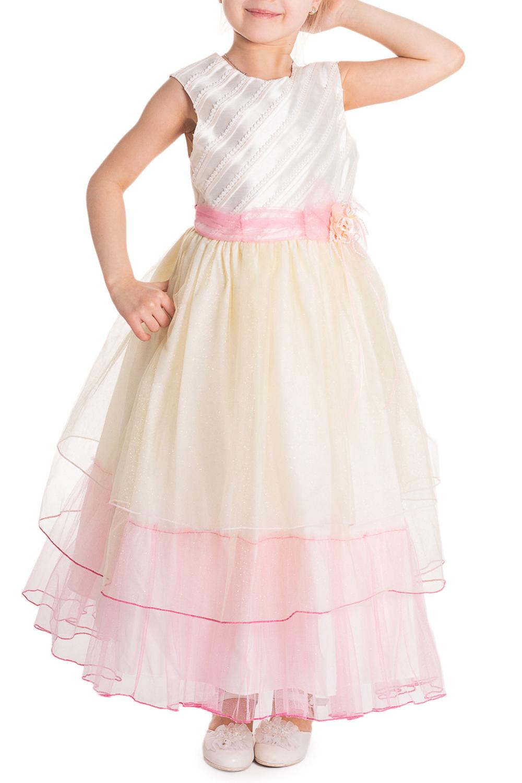 ПлатьеПлатья<br>Платье подойдет для любого торжества. Изготовлено из качественного волокна. Состав платья 100% полиэстер, сетка на подкладке - 100% полиэстер.  Платье большемерит на 1 размер.  Цвет: белый, желтый, розовый  Размер 86 соответствует росту 81-86 см Размер 92 соответствует росту 87-92 см Размер 98 соответствует росту 93-98 см Размер 104 соответствует росту 98-104 см Размер 110 соответствует росту 105-110 см Размер 116 соответствует росту 111-116 см Размер 122 соответствует росту 117-122 см Размер 128 соответствует росту 123-128 см Размер 134 соответствует росту 129-134 см<br><br>Горловина: С- горловина<br>По длине: Миди<br>По материалу: Атласные,Гипюровые<br>По образу: Выпускной,Торжество<br>По рисунку: Цветные<br>По сезону: Весна,Зима,Лето,Осень,Всесезон<br>По силуэту: Полуприталенные<br>По стилю: Нарядные<br>По элементам: С декором,С подкладом,Без рукавов<br>По возрасту: Дошкольные ( от 3 до 7 лет),Ясельные ( от 1 до 3 лет)<br>Размер : 116,122,98<br>Материал: Атлас + Гипюровая сетка<br>Количество в наличии: 4