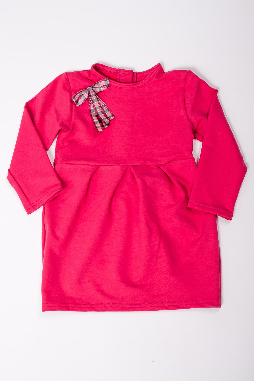 ПлатьеПлатья<br>Трикотажное платье для девочки.  В изделии использованы цвета: красный<br><br>Горловина: С- горловина<br>По возрасту: Ясельные ( от 1 до 3 лет),Дошкольные ( от 3 до 7 лет)<br>По длине: Мини<br>По материалу: Трикотажные<br>По образу: Повседневные<br>По рисунку: Однотонные<br>По сезону: Зима,Осень,Весна<br>По силуэту: Полуприталенные<br>По стилю: Повседневные,Теплые<br>По форме: Прямые<br>По элементам: С декором<br>Рукав: Длинный рукав<br>Размер : 116,98<br>Материал: Трикотаж<br>Количество в наличии: 2