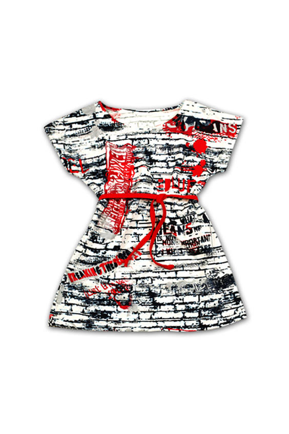 ПлатьеПлатья<br>Трикотажное платье для девочки. Платье без пояса.  В изделии использованы цвета: белый, красный, темно-синий   Размер 74 соответствует росту 70-73 см Размер 80 соответствует росту 74-80 см Размер 86 соответствует росту 81-86 см Размер 92 соответствует росту 87-92 см Размер 98 соответствует росту 93-98 см Размер 104 соответствует росту 98-104 см Размер 110 соответствует росту 105-110 см Размер 116 соответствует росту 111-116 см Размер 122 соответствует росту 117-122 см Размер 128 соответствует росту 123-128 см Размер 134 соответствует росту 129-134 см Размер 140 соответствует росту 135-140 см Размер 146 соответствует росту 141-146 см Размер 152 соответствует росту 147-152 см Размер 158 соответствует росту 153-158 см Размер 164 соответствует росту 159-164 см<br><br>Горловина: С- горловина<br>По возрасту: Ясельные ( от 1 до 3 лет),Дошкольные ( от 3 до 7 лет)<br>По длине: Миди<br>По материалу: Трикотажные,Хлопковые<br>По образу: Повседневные<br>По рисунку: С принтом (печатью),Цветные<br>По силуэту: Полуприталенные<br>По стилю: Повседневные<br>По форме: Трапеция<br>Рукав: Короткий рукав<br>По сезону: Лето<br>Размер : 104,110,116,92,98<br>Материал: Трикотаж<br>Количество в наличии: 8