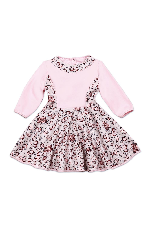 ПлатьеПлатья<br>Трикотажное платье для девочки.  В изделии использованы цвета: розовый и др.   Размер соответствует росту ребенка<br><br>Горловина: С- горловина<br>По возрасту: Ясельные ( от 1 до 3 лет)<br>По длине: Миди<br>По материалу: Трикотажные<br>По образу: Повседневные<br>По рисунку: Растительные мотивы,С принтом (печатью),Цветные,Цветочные<br>По силуэту: Полуприталенные<br>По форме: Трапеция<br>Рукав: Длинный рукав<br>По стилю: Повседневные<br>По сезону: Осень,Весна<br>Размер : 74<br>Материал: Трикотаж<br>Количество в наличии: 1