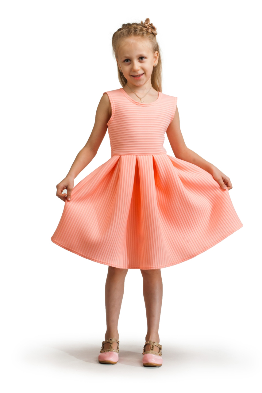 Платье парео еватекс цвет персиковый к42 размер 110 см х 140 см