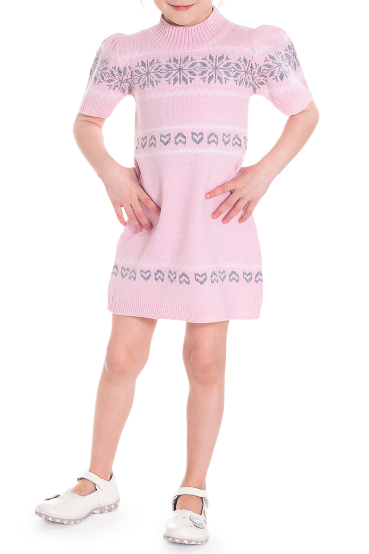 ПлатьеПлатья<br>Теплое платье для девочки  Цвет: розовый, серый, белый  Размер 74 соответствует росту 70-73 см Размер 80 соответствует росту 74-80 см Размер 86 соответствует росту 81-86 см Размер 92 соответствует росту 87-92 см Размер 98 соответствует росту 93-98 см Размер 104 соответствует росту 98-104 см Размер 110 соответствует росту 105-110 см Размер 116 соответствует росту 111-116 см Размер 122 соответствует росту 117-122 см Размер 128 соответствует росту 123-128 см Размер 134 соответствует росту 129-134 см Размер 140 соответствует росту 135-140 см Размер 146 соответствует росту 141-146 см<br><br>По длине: Миди<br>По материалу: Вязаные,Трикотажные<br>По образу: Повседневные,Уличные<br>По рисунку: С принтом (печатью),Цветные<br>По силуэту: Полуприталенные<br>По стилю: Повседневные<br>Рукав: Короткий рукав<br>По сезону: Зима<br>По возрасту: Ясельные ( от 1 до 3 лет)<br>Размер : 116<br>Материал: Вязаное полотно<br>Количество в наличии: 1