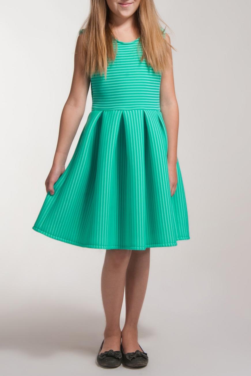 ПлатьеПлатья<br>Фигурное платье из неопрена. За счет структуры ткани, складки, заложенные равномерно по переду и заду создают невероятый объем. Сочетание вертикальных и горизонтальных полос - украшение данной молели. Отлично подойдет и для праздника и для повседневной носки. Застежка-молния на спинке.  В изделии использованы цвета: мятный  Размер 74 соответствует росту 70-73 см Размер 80 соответствует росту 74-80 см Размер 86 соответствует росту 81-86 см Размер 92 соответствует росту 87-92 см Размер 98 соответствует росту 93-98 см Размер 104 соответствует росту 98-104 см Размер 110 соответствует росту 105-110 см Размер 116 соответствует росту 111-116 см Размер 122 соответствует росту 117-122 см Размер 128 соответствует росту 123-128 см Размер 134 соответствует росту 129-134 см Размер 140 соответствует росту 135-140 см Размер 146 соответствует росту 141-146 см Размер 152 соответствует росту 147-152 см Размер 158 соответствует росту 153-158 см Размер 164 соответствует росту 159-164 см Размер 170 соответствует росту 165-170 см<br><br>Бретели: Широкие бретели<br>Горловина: С- горловина<br>По возрасту: Ясельные ( от 1 до 3 лет),Дошкольные ( от 3 до 7 лет)<br>По длине: Миди<br>По образу: Повседневные,Торжество<br>По рисунку: Однотонные<br>По сезону: Весна,Зима,Лето,Осень,Всесезон<br>По силуэту: Полуприталенные<br>По стилю: Нарядные,Повседневные<br>По форме: Трапеция<br>По элементам: Без рукавов<br>Размер : 104,116,98<br>Материал: Неопрен<br>Количество в наличии: 4