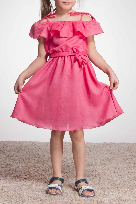 ПлатьеПлатья<br>Платье-воланчик из штапеля. Одна из вариаций модного платья. В данной модели по линии талии вшита мягкая резинка. Платье-трансформер. Волан по плечу можно носить в нескольких вариантах: на оба плеча (как на фото), под одно плечо и под плечами. На плечах добавлены лямки-завязки, которые по желанию можно оставить, для фиксации платья, либо убрать.  Платье без пояса.  В изделии использованы цвета: розовый  Размер 74 соответствует росту 70-73 см Размер 80 соответствует росту 74-80 см Размер 86 соответствует росту 81-86 см Размер 92 соответствует росту 87-92 см Размер 98 соответствует росту 93-98 см Размер 104 соответствует росту 98-104 см Размер 110 соответствует росту 105-110 см Размер 116 соответствует росту 111-116 см Размер 122 соответствует росту 117-122 см Размер 128 соответствует росту 123-128 см Размер 134 соответствует росту 129-134 см Размер 140 соответствует росту 135-140 см Размер 146 соответствует росту 141-146 см Размер 152 соответствует росту 147-152 см Размер 158 соответствует росту 153-158 см Размер 164 соответствует росту 159-164 см Размер 170 соответствует росту 165-170 см<br><br>Горловина: Лодочка,С- горловина<br>По возрасту: Ясельные ( от 1 до 3 лет),Дошкольные ( от 3 до 7 лет)<br>По длине: Миди<br>По материалу: Хлопковые<br>По образу: Повседневные,Торжество<br>По рисунку: Однотонные<br>По силуэту: Приталенные<br>По стилю: Летние,Нарядные,Повседневные<br>По форме: Трапеция<br>По элементам: С воланами,С открытыми плечами<br>Рукав: Короткий рукав<br>По сезону: Лето<br>Размер : 116,122,86,98<br>Материал: Хлопок<br>Количество в наличии: 4