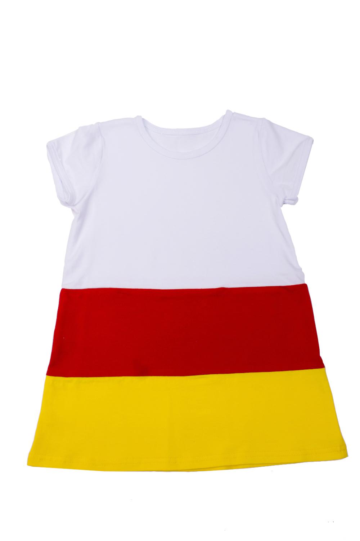 ПлатьеПлатья<br>Трикотажное платье для девочки.В изделии использованы цвета: белый, красный, желтыйРазмер 74 соответствует росту 70-73 смРазмер 80 соответствует росту 74-80 смРазмер 86 соответствует росту 81-86 смРазмер 92 соответствует росту 87-92 смРазмер 98 соответствует росту 93-98 смРазмер 104 соответствует росту 98-104 смРазмер 110 соответствует росту 105-110 смРазмер 116 соответствует росту 111-116 смРазмер 122 соответствует росту 117-122 смРазмер 128 соответствует росту 123-128 смРазмер 134 соответствует росту 129-134 смРазмер 140 соответствует росту 135-140 см<br><br>Горловина: С- горловина<br>Рукав: Короткий рукав<br>Возраст: Ясельные ( от 1 до 3 лет),Дошкольные ( от 3 до 7 лет)<br>Длина: Миди<br>Материал: Трикотажные,Хлопковые<br>Образ: Повседневные<br>Рисунок: В полоску,Цветные<br>Сезон: Лето<br>Силуэт: Полуприталенные<br>Стиль: Повседневные<br>Размер : 110,122,98<br>Материал: Трикотаж<br>Количество в наличии: 3