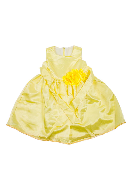 ПлатьеПлатья<br>Платье из атласа на подкладе из хлопка. Юбка трехслойная: подклада, фатин для объема и основная ткань, окантованная по низу атласной бейкрой в тон платью. Фасон платья-отрезное, присборенное по линии талии. Впереди лиф украшен красивыми цветами с нашивными жемчужинами.  В изделии использованы цвета: желтый  Размер 74 соответствует росту 70-73 см Размер 80 соответствует росту 74-80 см Размер 86 соответствует росту 81-86 см Размер 92 соответствует росту 87-92 см Размер 98 соответствует росту 93-98 см Размер 104 соответствует росту 98-104 см Размер 110 соответствует росту 105-110 см Размер 116 соответствует росту 111-116 см Размер 122 соответствует росту 117-122 см Размер 128 соответствует росту 123-128 см Размер 134 соответствует росту 129-134 см Размер 140 соответствует росту 135-140 см Размер 146 соответствует росту 141-146 см Размер 152 соответствует росту 147-152 см Размер 158 соответствует росту 153-158 см Размер 164 соответствует росту 159-164 см Размер 170 соответствует росту 165-170 см<br><br>Горловина: С- горловина<br>По возрасту: Школьные ( от 7 до 13 лет),Дошкольные ( от 3 до 7 лет)<br>По длине: Миди<br>По материалу: Атласные<br>По образу: Выпускной,Торжество<br>По рисунку: Однотонные<br>По сезону: Весна,Зима,Лето,Осень,Всесезон<br>По силуэту: Приталенные<br>По стилю: На выпускной,Нарядные<br>По форме: Трапеция,С завышенной талией<br>По элементам: Без рукавов,С декором<br>Размер : 116,122,134,140,146<br>Материал: Атлас<br>Количество в наличии: 5
