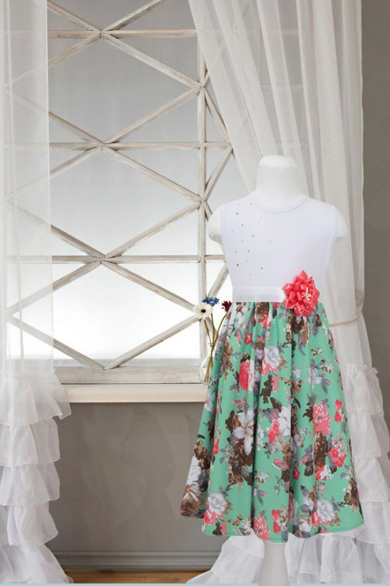 Платье LacyWear SD(5)-DIN