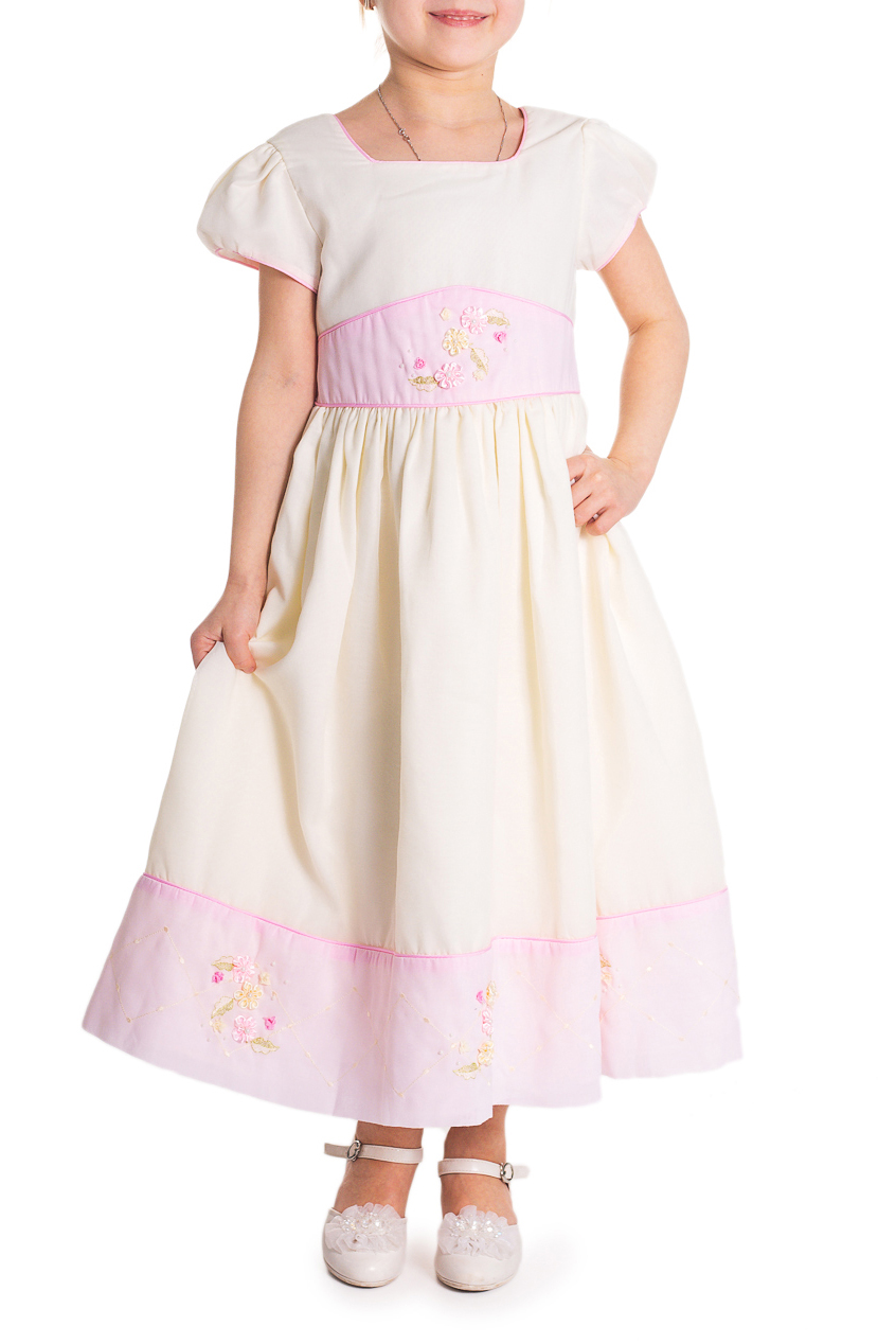 ПлатьеПлатья<br>Платье подойдет для любого торжества. Изготовлено из качественного волокна. Состав платья 100% хлопок, сетка на подкладке - 100% полиэстер.  Платье большемерит на 1 размер.  Цвет: белый, розовый  Размер 86 соответствует росту 81-86 см Размер 92 соответствует росту 87-92 см Размер 98 соответствует росту 93-98 см Размер 104 соответствует росту 98-104 см Размер 110 соответствует росту 105-110 см Размер 116 соответствует росту 111-116 см Размер 122 соответствует росту 117-122 см Размер 128 соответствует росту 123-128 см Размер 134 соответствует росту 129-134 см<br><br>По образу: Торжество,Выпускной<br>По стилю: Нарядные<br>По материалу: Хлопковые<br>По рисунку: С принтом (печатью),Цветные<br>По сезону: Лето,Осень,Весна,Всесезон,Зима<br>По силуэту: Полуприталенные<br>По элементам: С декором,С подкладом<br>По длине: Миди<br>Рукав: Короткий рукав<br>Горловина: С- горловина<br>По возрасту: Ясельные (от 1 до 3 лет),Дошкольные ( от 3 до 7 лет)<br>Размер: 104,110,116,122,98<br>Материал: 100% хлопок<br>Количество в наличии: 7