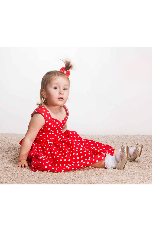 ПлатьеПлатья<br>Платье из натурального принтованного хлопка категории Люкс. Классическое платье с лифом на подкладе. Изюминка платья в сочетании цветов и разных размеров горошин. Платье без пояса.  В изделии использованы цвета: красный, белый  Размер 74 соответствует росту 70-73 см Размер 80 соответствует росту 74-80 см Размер 86 соответствует росту 81-86 см Размер 92 соответствует росту 87-92 см Размер 98 соответствует росту 93-98 см Размер 104 соответствует росту 98-104 см Размер 110 соответствует росту 105-110 см Размер 116 соответствует росту 111-116 см Размер 122 соответствует росту 117-122 см Размер 128 соответствует росту 123-128 см Размер 134 соответствует росту 129-134 см Размер 140 соответствует росту 135-140 см Размер 146 соответствует росту 141-146 см Размер 152 соответствует росту 147-152 см Размер 158 соответствует росту 153-158 см Размер 164 соответствует росту 159-164 см Размер 170 соответствует росту 165-170 см<br><br>Бретели: Широкие бретели<br>По возрасту: Ясельные ( от 1 до 3 лет),Дошкольные ( от 3 до 7 лет)<br>По длине: Миди<br>По материалу: Хлопковые<br>По образу: Повседневные,Торжество<br>По рисунку: В горошек,С принтом (печатью),Цветные<br>По силуэту: Приталенные<br>По стилю: Летние,Нарядные<br>По форме: Трапеция<br>По элементам: Без рукавов,С декором<br>По сезону: Лето<br>Размер : 104,116,86,98<br>Материал: Хлопок<br>Количество в наличии: 4