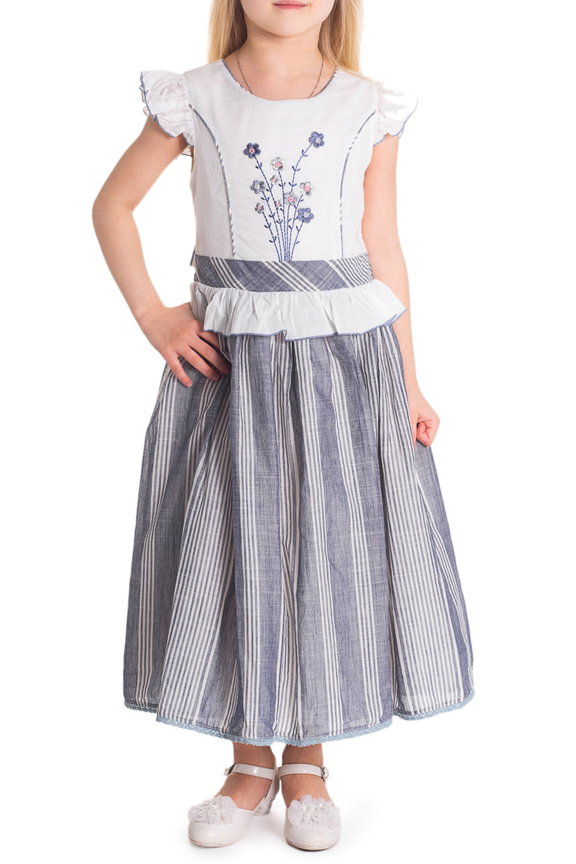 ПлатьеПлатья<br>Платье подойдет для любого торжества. Изготовлено из качественного волокна. Состав платья 100% хлопок, сетка на подкладке - 100% полиэстер.  Платье большемерит на 1 размер.  Цвет: белый, серый  Размер 86 соответствует росту 81-86 см Размер 92 соответствует росту 87-92 см Размер 98 соответствует росту 93-98 см Размер 104 соответствует росту 98-104 см Размер 110 соответствует росту 105-110 см Размер 116 соответствует росту 111-116 см Размер 122 соответствует росту 117-122 см Размер 128 соответствует росту 123-128 см Размер 134 соответствует росту 129-134 см<br><br>Горловина: С- горловина<br>По длине: Миди<br>По материалу: Хлопковые<br>По образу: Выпускной,Торжество<br>По рисунку: В полоску,Растительные мотивы,С принтом (печатью),Цветные,Цветочные<br>По сезону: Весна,Зима,Лето,Осень,Всесезон<br>По силуэту: Полуприталенные<br>По стилю: Нарядные<br>По элементам: С декором,С подкладом<br>Рукав: Короткий рукав<br>По возрасту: Дошкольные ( от 3 до 7 лет),Ясельные ( от 1 до 3 лет)<br>Размер : 104,110,116,122,92,98<br>Материал: Хлопок<br>Количество в наличии: 22