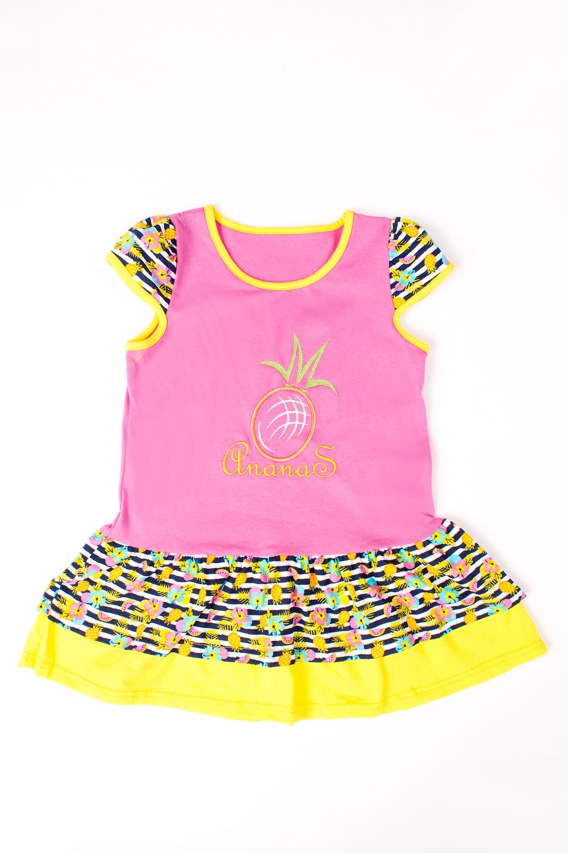Платье платье для девочки твое цвет светло желтый 60508 размер 98