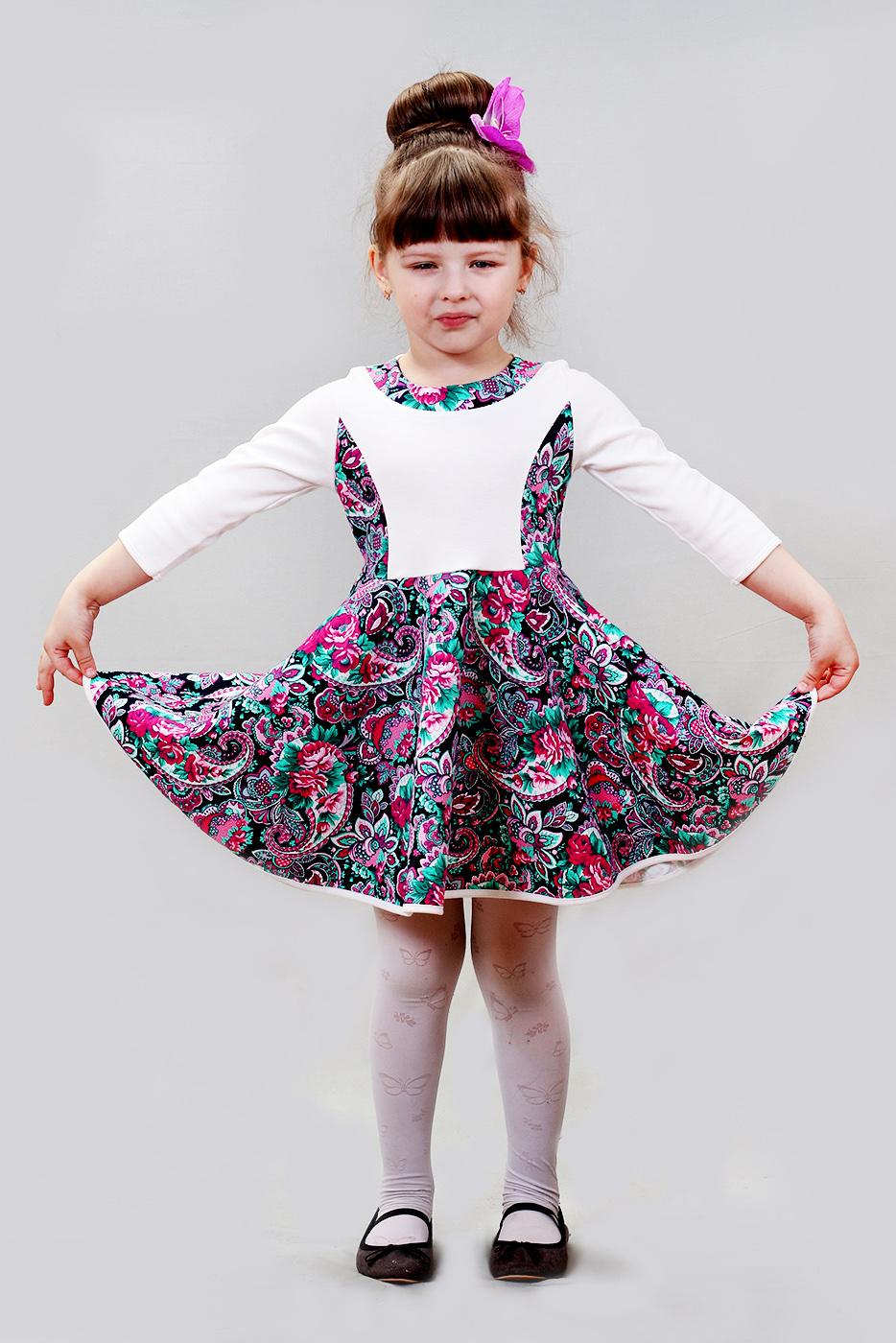 Платье платье для девочки tom tailor цвет серый темно синий 5019899 00 81 1000 размер 92 98