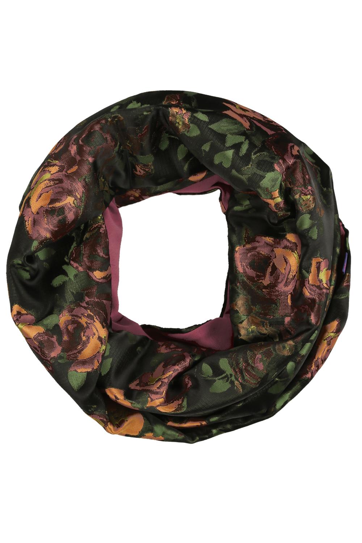 СнудСнуды<br>Чудесный женский снуд, который украсит любую даму  Цвет: зеленый и др.  Размеры: 158*48 см<br><br>Размер : UNI<br>Материал: Трикотаж<br>Количество в наличии: 1